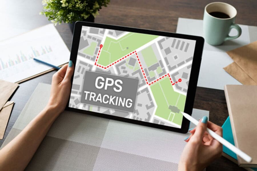 GPS Trailer and Asset Tracking