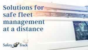 Fleet management at a distance